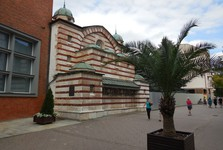 Тренчианске Теплице - Хаммам (снаружи)