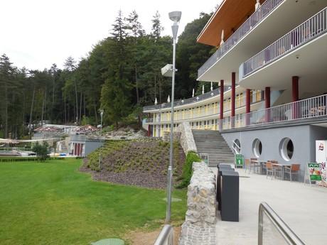 Zelena Zaba outdoor swimming pool