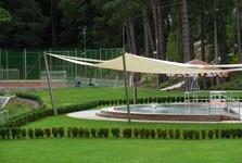 бассейн «Зеленая жаба»