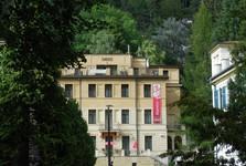 villas in Trencianske Teplice
