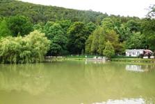 lázeňský park – jezero