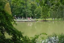 Курортный парк - Лебединое озеро