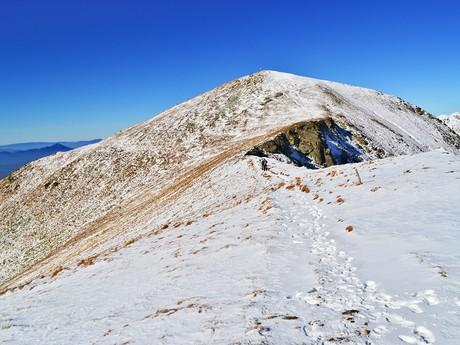vrch Baranec