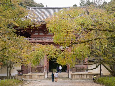 chrámy v Japonsku