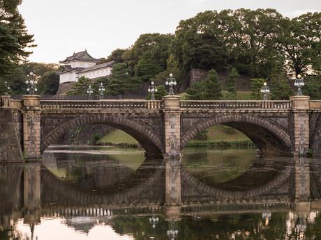 Tokio má ale i své klidné části