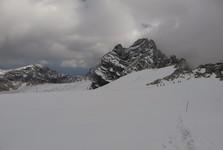 ледник Hallstatter Gletscher