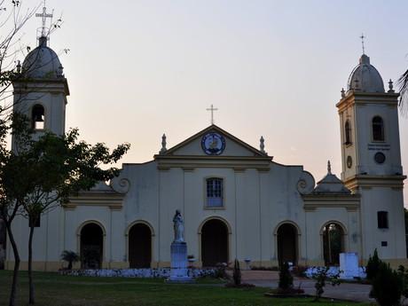 Paraguari – katedrála San Tomás Apóstol