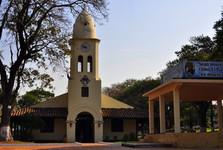 Santuario Nacional – kostel v Piribebuy