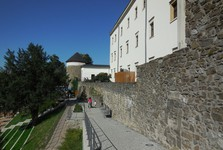 town ramparts