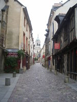 ulice města