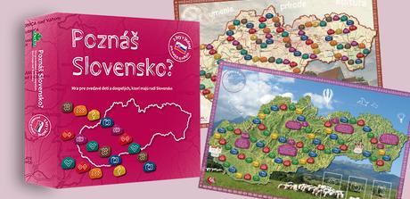 hra Znáš Slovensko?