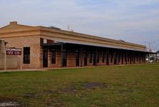 železniční stanice Encarnacion