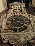 původní hodiny jsou stále vystaveny v katedrále