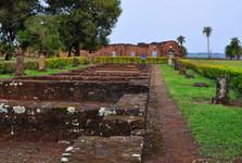 indiánské obydlí – ruiny v Jesús