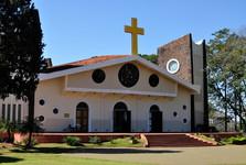 kostel San Blas v Ciudad del Este