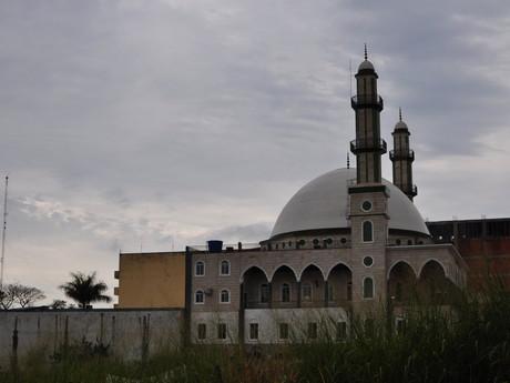 mešita v Ciudad del Este