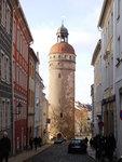 Reichenbacher Turm on Demianiplatz, Görlitz