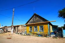 modrá a žlutá, národní barvy Kazachstánu nejsou vidět pouze na státní vlajce