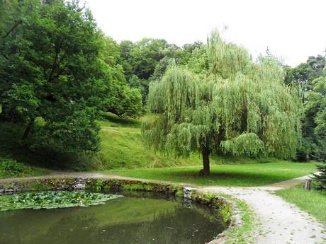 Svätý Anton - park