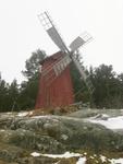 a mill in Jan Karlsgrden open air museum