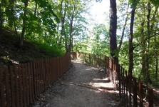 туристический маршрут к Границкой пропасти