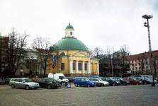 pravoslavný kostel
