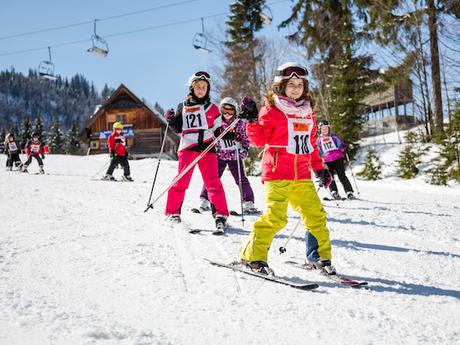 катание на лыжах в Австрии, (c) Fred Lindmoser
