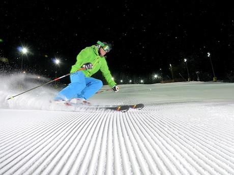 noční lyžování na Semmeringu, (c) Zauberberg Semmering, Philipp Wiedhofer