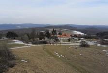 observation tower, Cerova (vista)