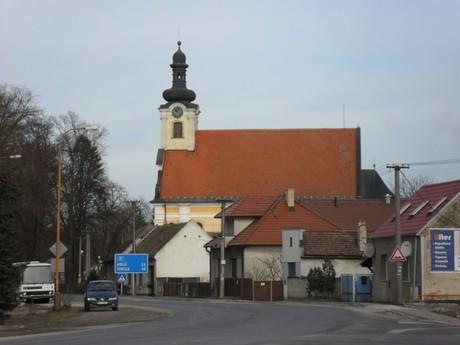 kostel sv. Štefana Krále