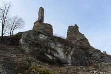 замок Корлатка