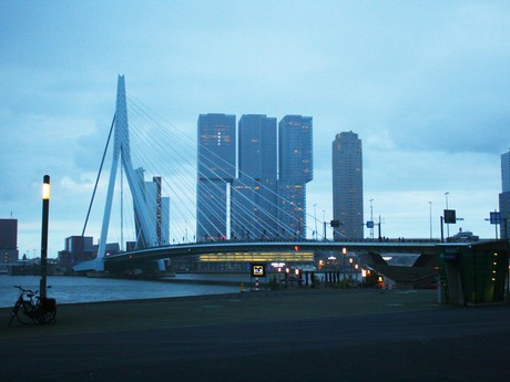 Rotterdam - most