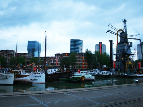 Rotterdam - prístav