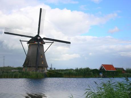 Kinderdijk (mlýny)