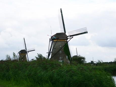 Kinderdijk (мельницы)