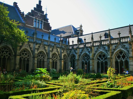 katedrální zahrady