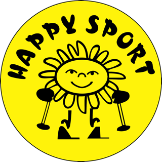 logotyp Happy Sport