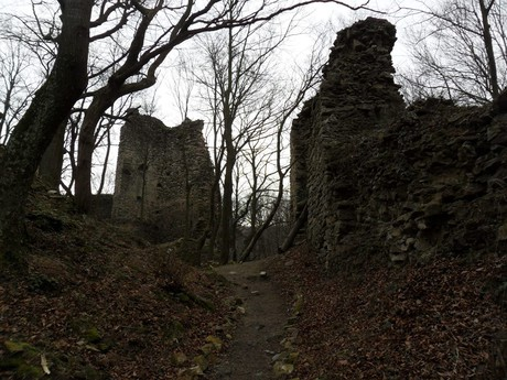 замок Белый Камень