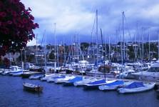 přístav v Kinsale