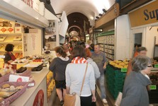внутри English Market