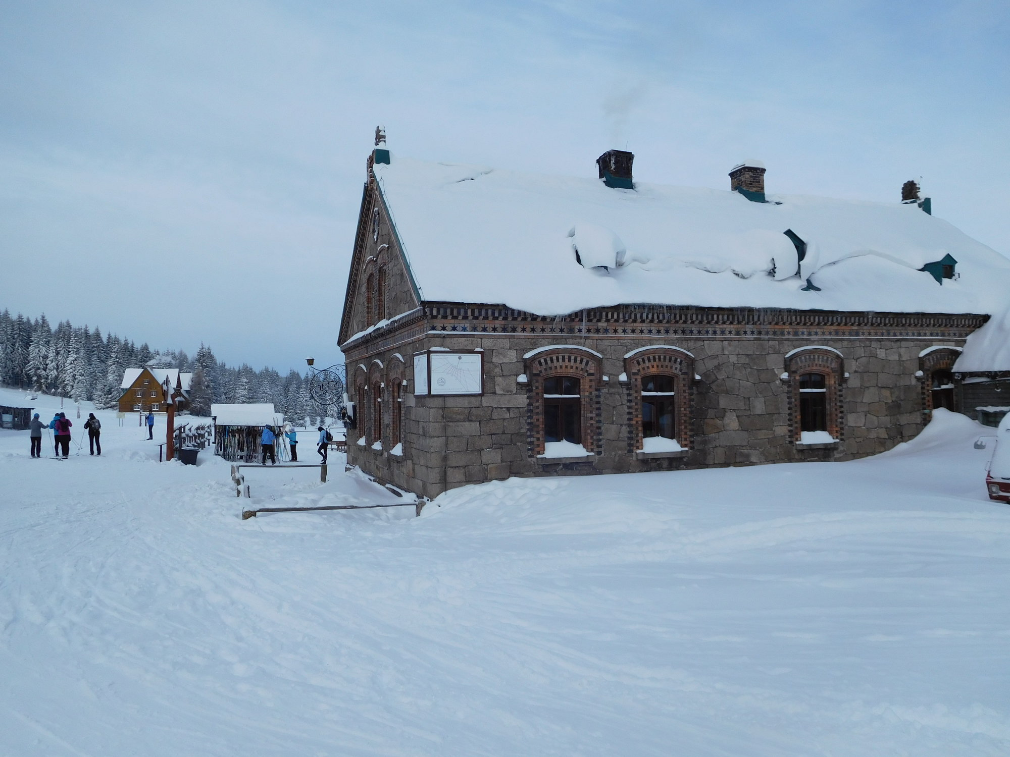 Poland – Cross-Country Skiing in the Jizerske Mountains (en