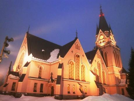 Kemský kostol