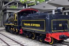 pozůstatek železnice