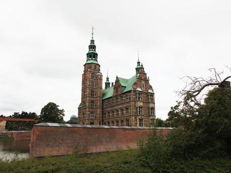 Rosenborg chateau
