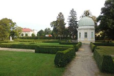 french park (observatory)
