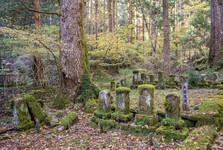 hřbitov, kde cítíte neuvěřitelnou atmosféru