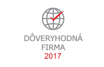 Dôveryhodná firma 2017