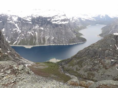 Ringedalsvatnet lake