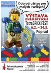 plagát TatraBRICK FEST