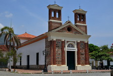 the church of Nuestra Señora de Chiquinquirá